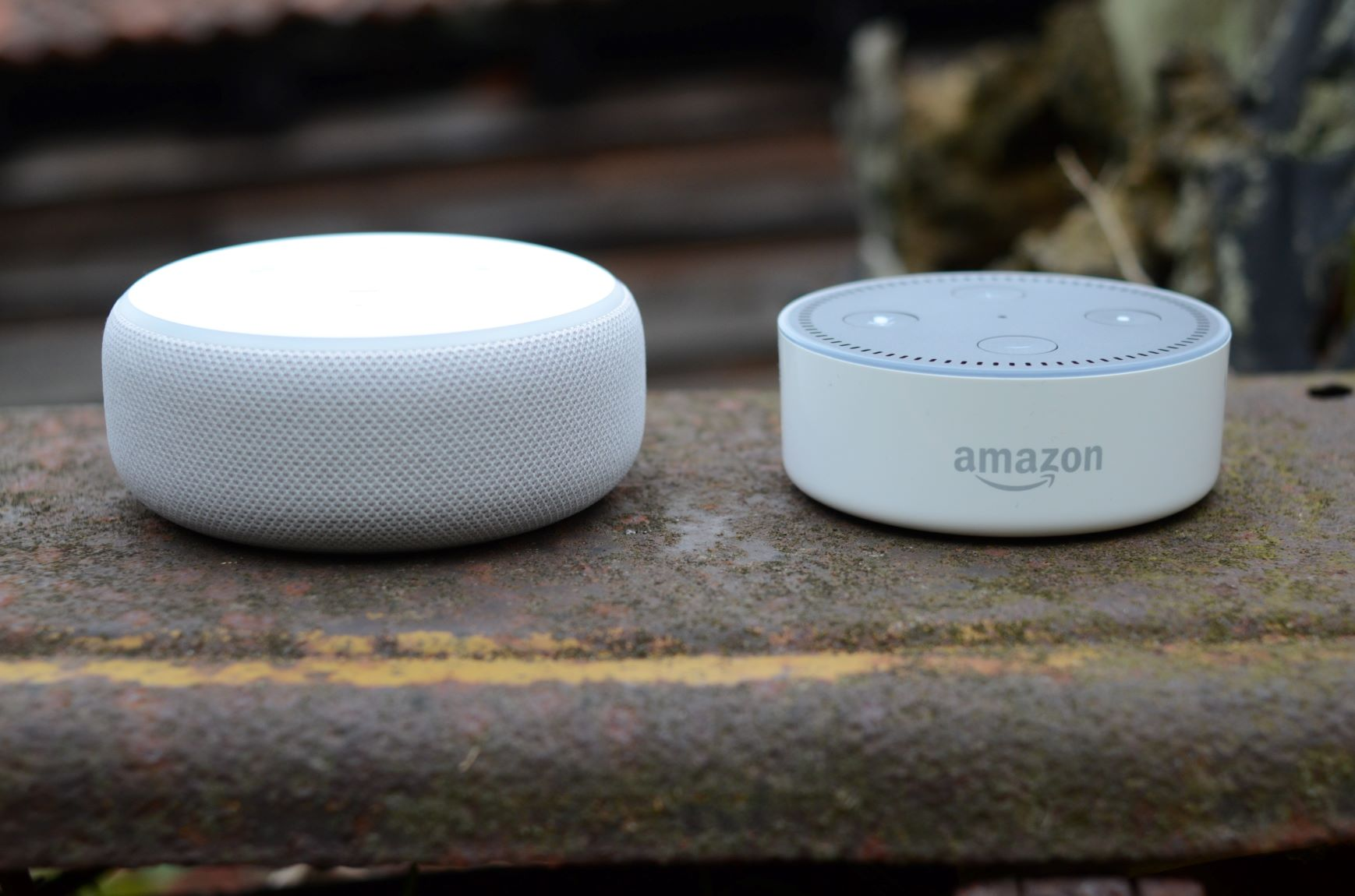Echo Dot 3rd Gen and 2nd Gen