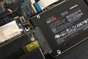 Computer SSD Upgrade Maldon Essex