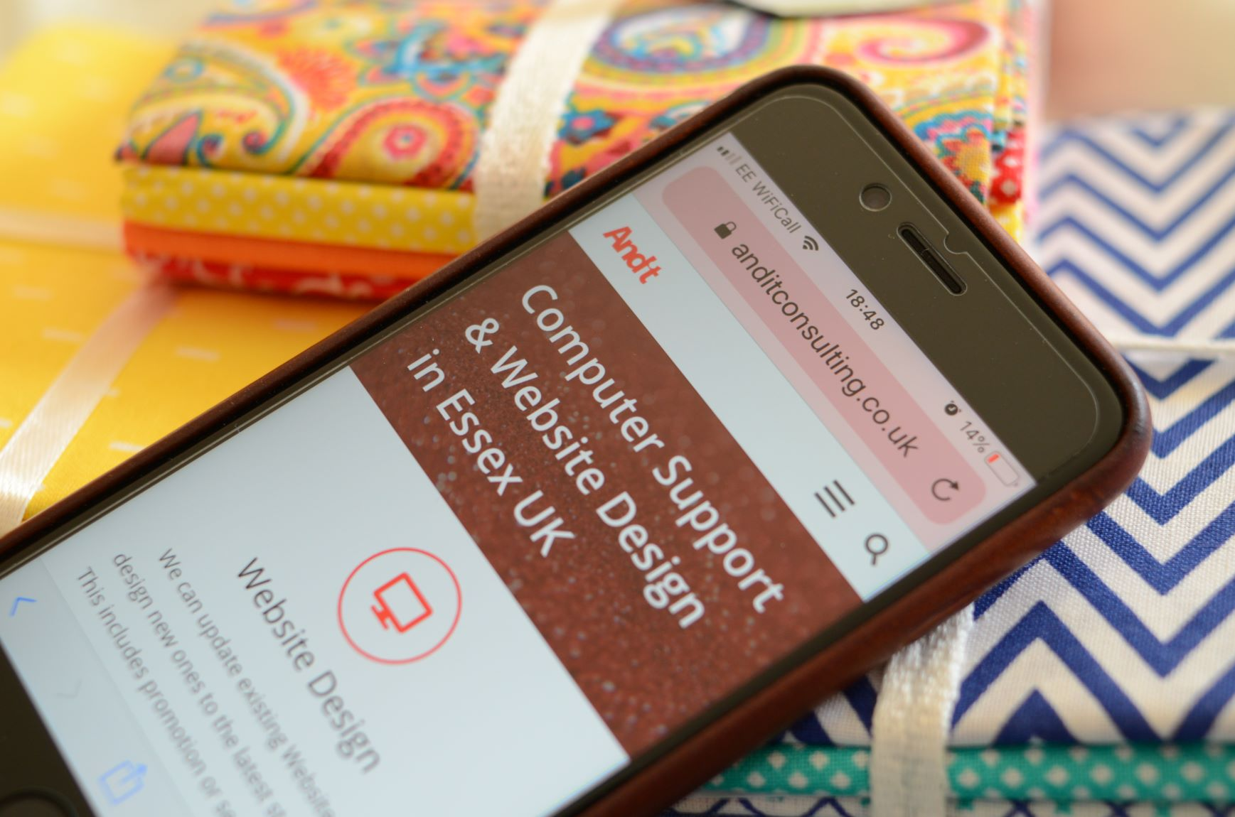 Smartphone Friendly Website Design