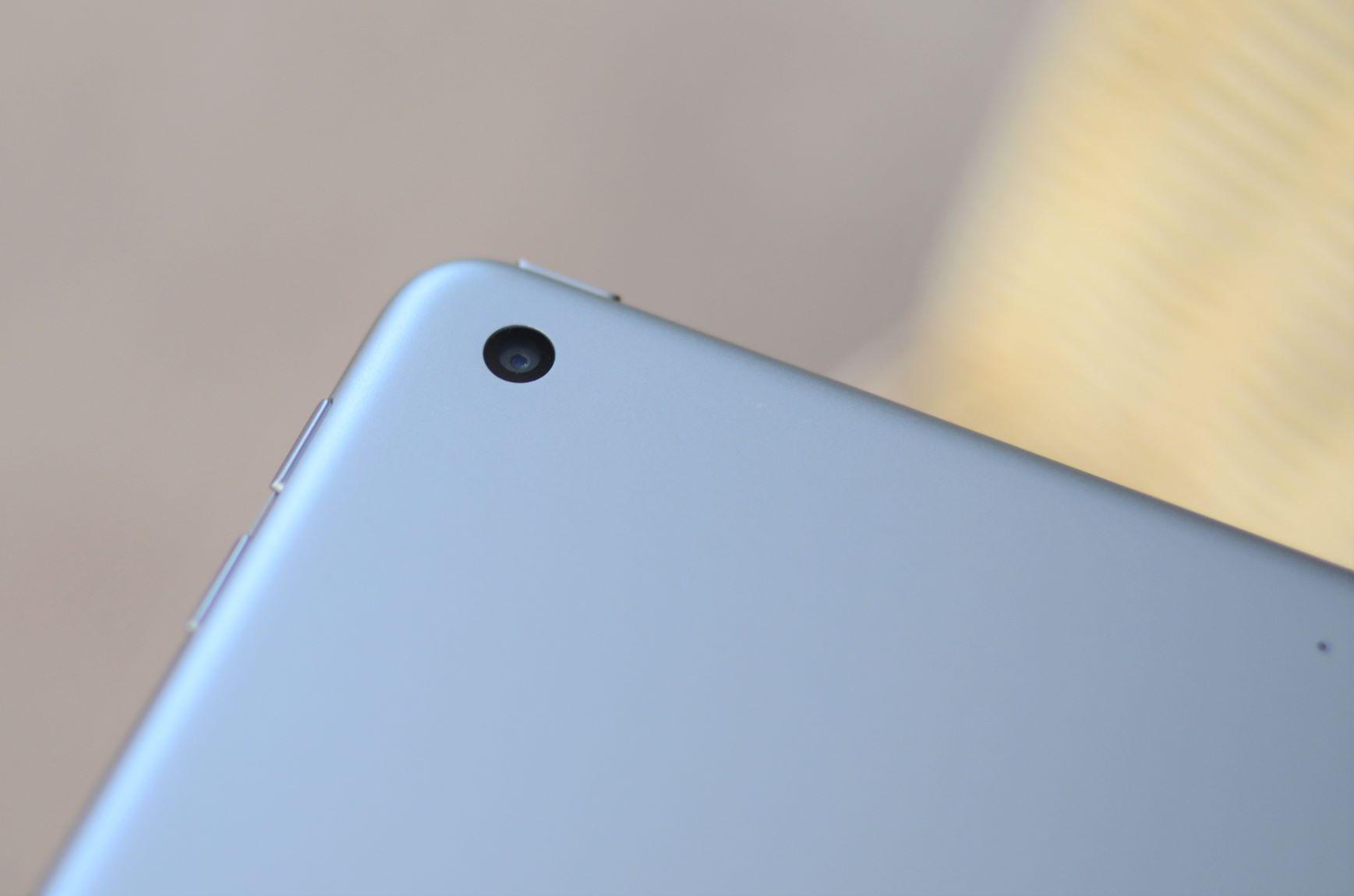 iPad 2018 Rear Camera