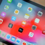 iPad 2018 6th Gen Screen